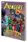 Avengers Vision and Scarlet Witch TPB New Printing