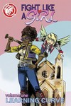 Fight Like a Girl Learning Curve TPB