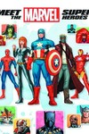 Meet the Marvel Super Heroes HC 2nd Edition