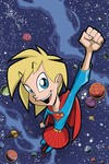 Supergirl Cosmic Adventures in the 8th Grade TPB
