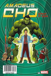 Amadeus Cho Genius at Work TPB