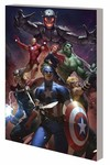 Avengers K TPB Book 01 Avengers vs. Ultron Dm Ed Lee Variant