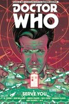 Doctor Who 11th TPB Ltd Ed Vol. 02 Serve You