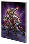 Marvel Universe Guardians of the Galaxy Digest TPB Vol. 05