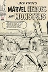 Jack Kirby Marvel Heroes & Monsters Artist Edition HC