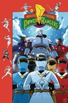 Mighty Morphin Power Rangers #26 (Subscription Gibson Variant)