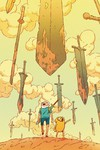 Adventure Time #75 (Subscription Bak Variant)