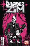 Invader Zim #30 (Cover B - Krooked Glasses Variant)