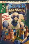 Supermansion #1 (of 4) (Cover A - Elphick)