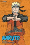 Naruto 3-in-1 TPB Vol 22