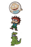 Rugrats 3-piece Lapel Pin Set