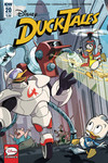 Ducktales #20 (Cover B - Disney)