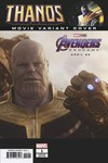 Thanos #1 (of 6) (Movie Variant)
