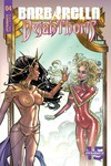 Barbarella Dejah Thoris #4 (Cover A - Braga)