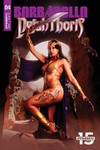 Barbarella Dejah Thoris #4 (Cover E - Cosplay)