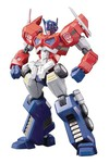 01 OPTIMUS PRIME (ATTACK MODE) TRANSFORMERS FLAME TOYS MODEL