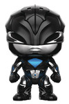 Pop Movies Power Rangers Black Ranger Vinyl Figure