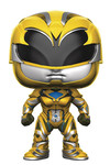 Pop Movies Power Rangers Yellow Ranger Vinyl Figure