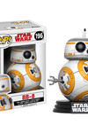 Pop Star Wars The Last Jedi BB-8 Vinyl Figure