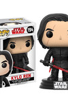 Pop Star Wars The Last Jedi Kylo Ren Vinyl Figure