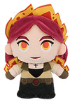 Hero Plushies: Hellboy - Liz Sherman