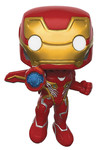 Pop Marvel: Avengers Infinity War - Iron Man Vinyl Figure