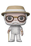Pop Movies: Jurassic Park - John Hammond Vinyl Figure