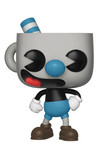 Pop Games: Cuphead S1 - Mugman Vinyl Figure