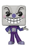 Pop Games: Cuphead S1 - King Dice Vinyl Figure