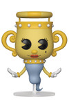 Pop Games: Cuphead S1 - Legendary Chalice Vinyl Figure