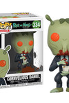 Pop Animation Rick & Morty - Cornvelious Daniel with Sauce Vinyl Figure