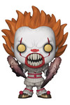 Pop Movies: IT - Pennywise w/Spider Legs Vinyl Figure