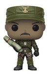 Pop Halo - Sgt. Johnson Vinyl Figure