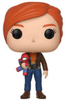 Pop Games: Marvel - Spider-man - Mary Jane w/Plush