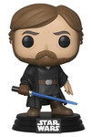 Pop Star Wars: The Last Jedi - Luke Skywalker (Final Battle) Vinyl Figure