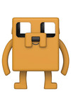 Pop Television Adventure Time/Minecraft Jake Vinyl Figure