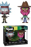 Vynl Rick and Morty Seal Rick & Scary Terry
