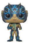 Pop Movies: Shape of Water - Amphibian Man w/Card Vinyl Figure