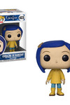 Pop Movies: Coraline : Coraline in Raincoat