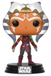 Pop Star Wars Clone Wars Ahsoka Vinyl Figure