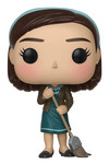 Pop Movies: Shape of Water - Elisa w/Broom Vinyl Figure