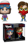 Vynl Stranger Things - 2PK - Steve & Dustin