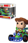 Pop Rides: Toy Story - Woody W/ RC