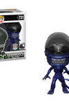 Pop Movies: Alien 40th - Xenomorph (Blue Metalic Specialty Series)