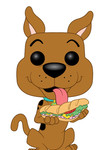 Pop Animation: Scooby Doo - Scooby w/ Sandwich