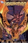 Hawkman TPB Vol. 4: Rise Of The Golden Eagle