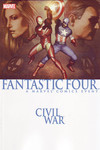 Civil War TPB - Fantastic Four