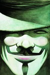Absolute V for Vendetta Hardcover Graphic Novel