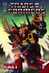Transformers Best of the UK: Prey TPB
