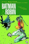 Batman and Robin Deluxe HC Vol. 3 Batman Must Die